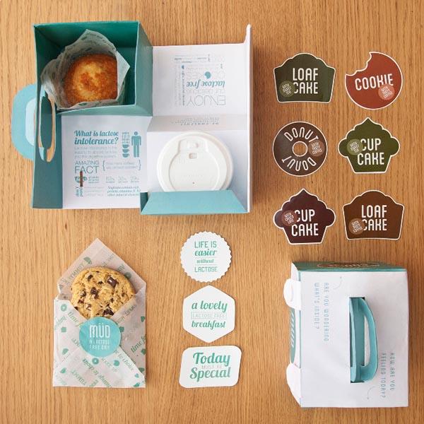 Take Away - Packaging Design by Beatrice Menis