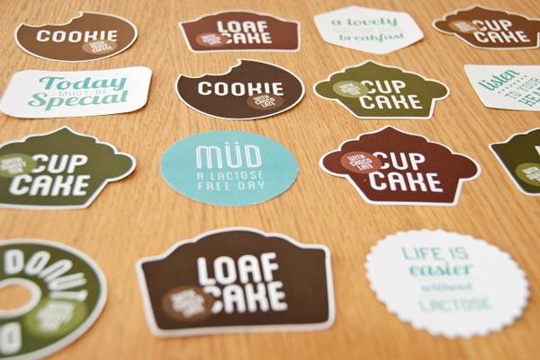 Take Away - Stickers
