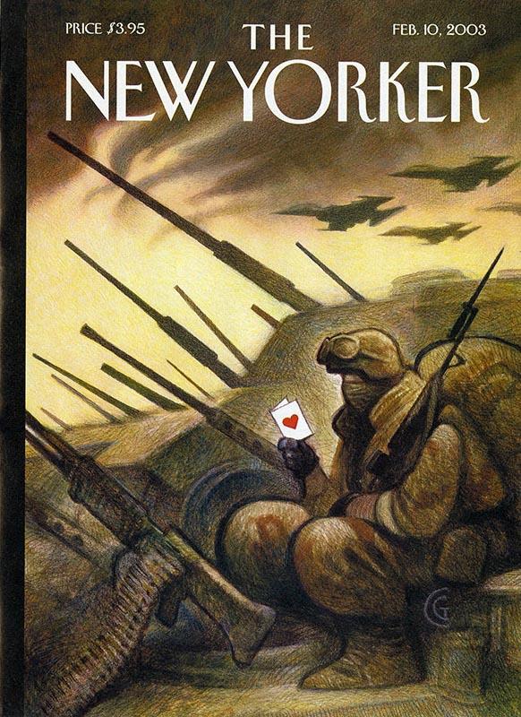 Enganchados a las portadas The New Yorker - Nobbot