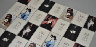 Visual Identity by Mario Biehs for a Fashion Designer