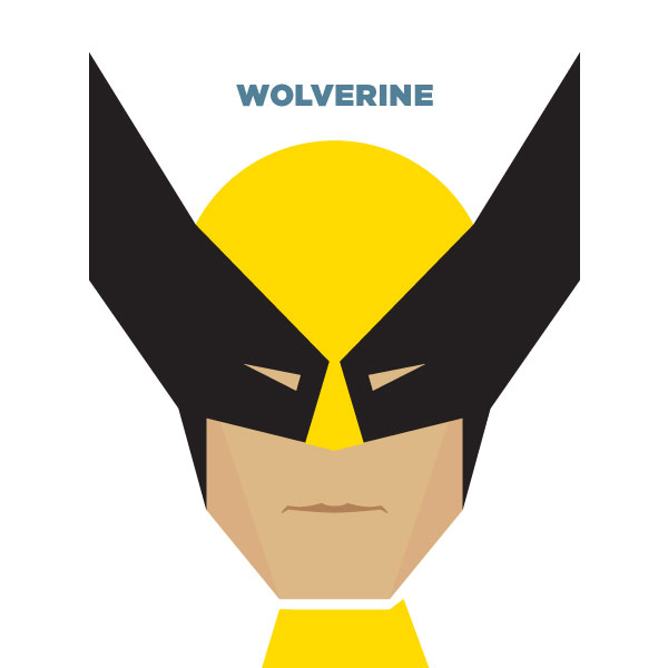 Wolverine - Portrait Illustration by Jag Nagra