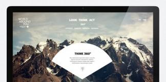 World Around You - Website