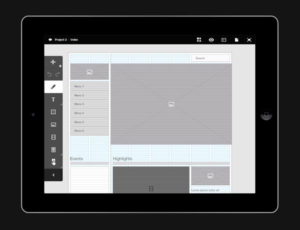 adobe touch app
