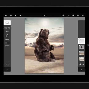 Adobe Touch App