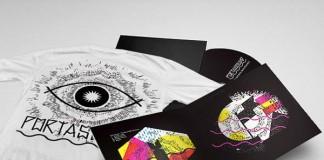 Portasound EP and T-Shirt Design