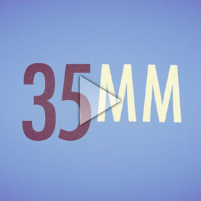 Short Film 35mm by We Think Things