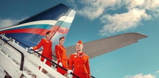 Aeroflot 2012 - Advertising Photography