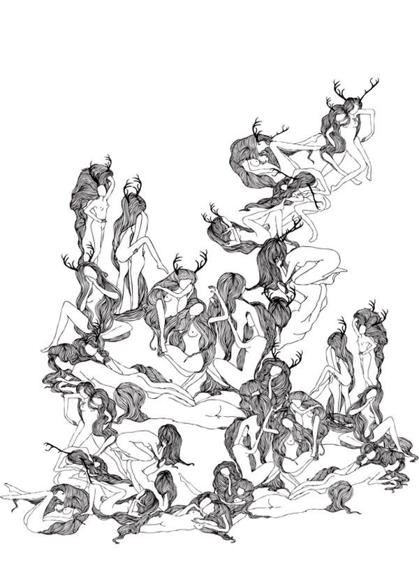 Illustration Artwork by Cristian Grossi