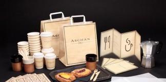 Aschan Deli - Branding