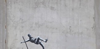 Banksy - Provocative Olympic Street Art
