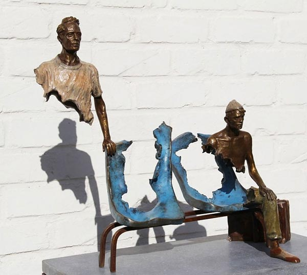 Bronze Sculptures by Bruno Catalano