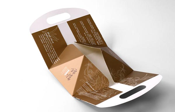 Package Design for Eat Sweet by ANGLE visual integration