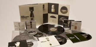Foo Fighters CD Packaging by Invisible Creature