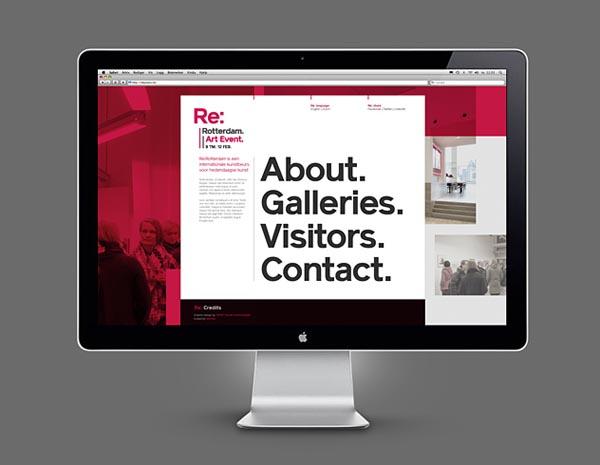 Website Design by Studio Kern