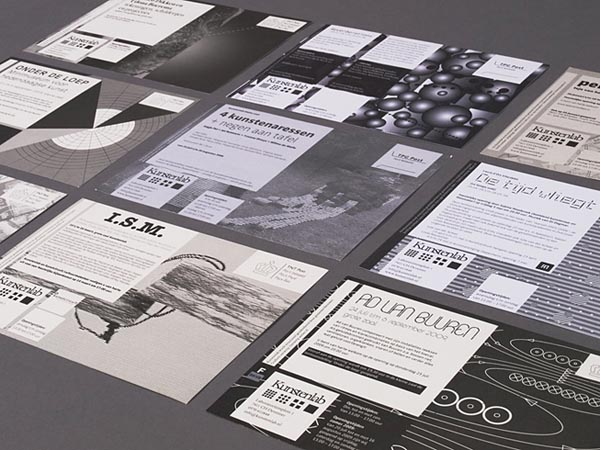 Graphic Design by Studio Kern