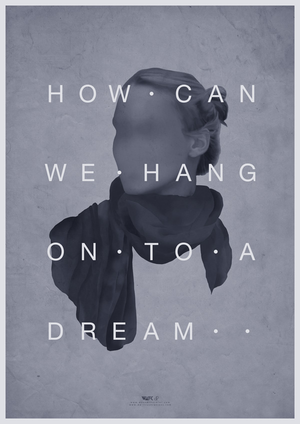 Hang On To A Dream - Artwork by Dirk Petzold