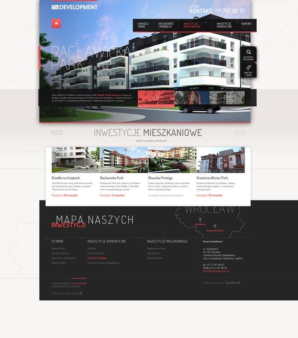 I2 DEVELOPMENT - Web Design by Lukasz Sokol