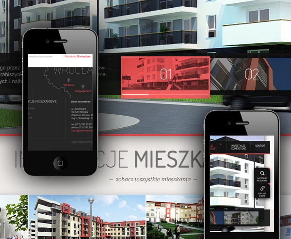 I2 DEVELOPMENT - Website and Mobile Design by Lukasz Sokol