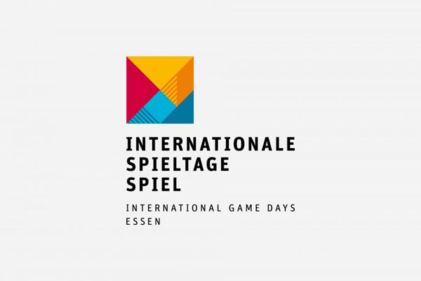 Identity Concept for the International Game Days Essen