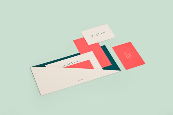 Maeven Identity by Lotta Nieminen