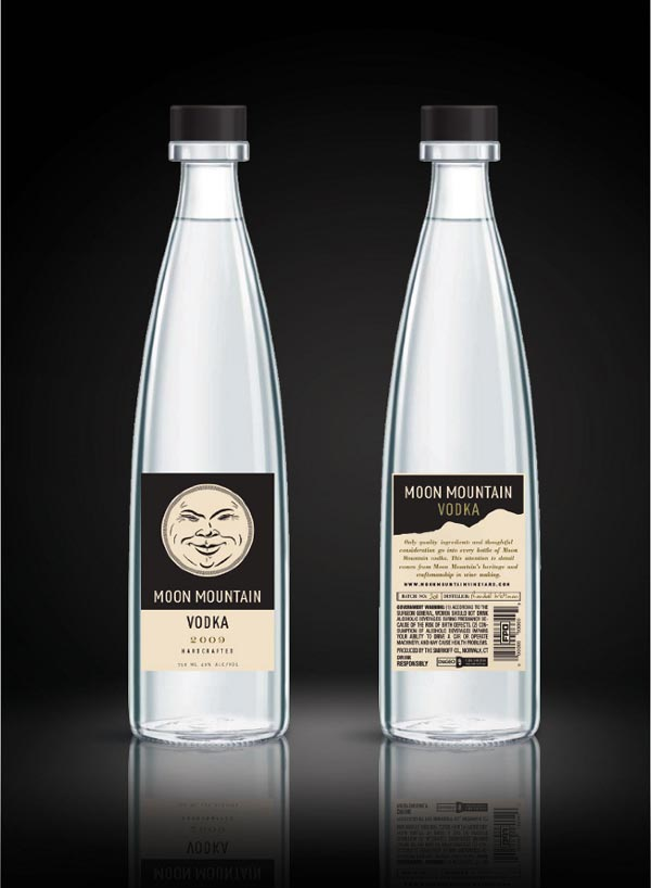 Moon Mountain Packaging - Bottles