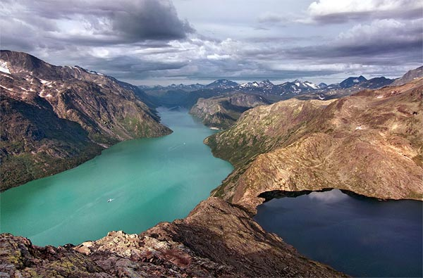 Norway Mountain Lanscape photography by Apo Japo