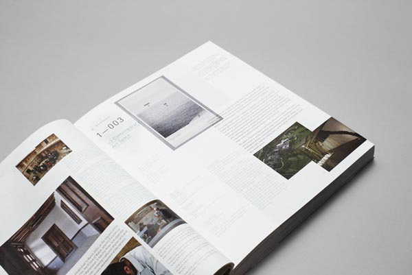 NR2582 Art Spaces Directory - Graphic and Editorial Design