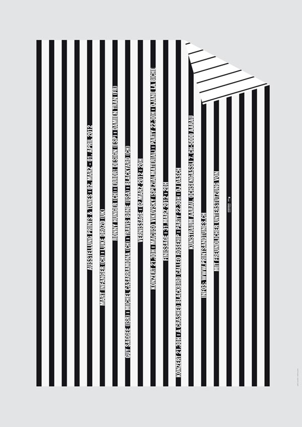 Poster Design by Matthias Gubler