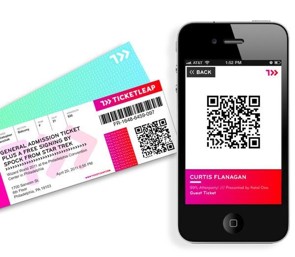 TicketLeap Branding
