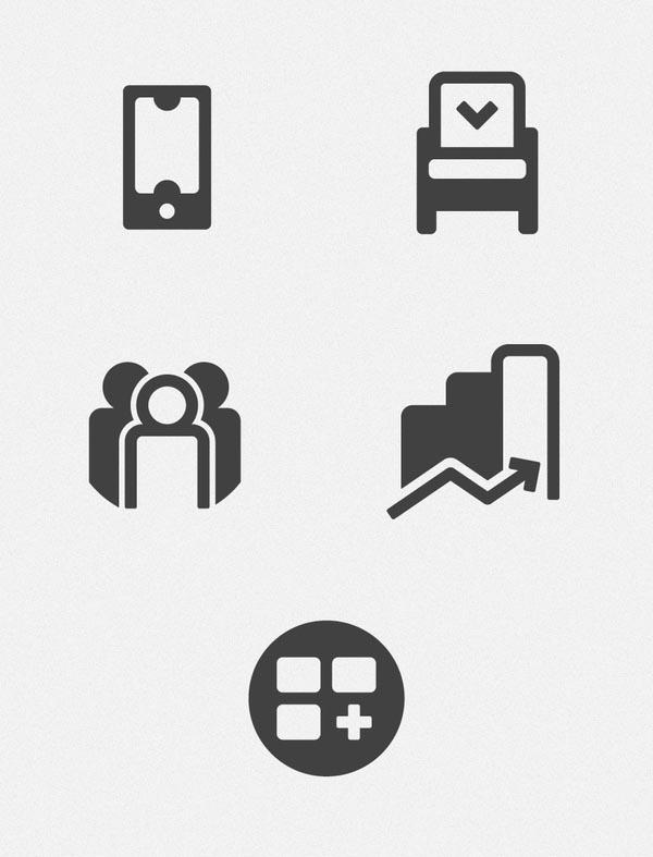 TicketLeap Branding - Icons