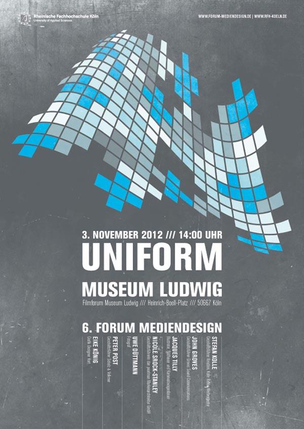 UNIFORM Poster Design