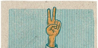Far Peace Out - Illustration by Evan Hughes