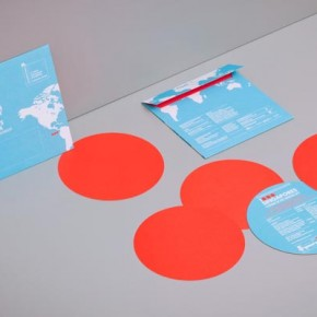1000 Singapores -Venice Biennale - Identity Design by H55