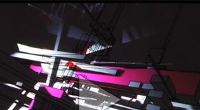 ARC - Audiovisual Reverse Mapping Project by Martin Bottger