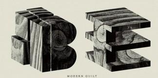 Beck - Typographic Concept - Album Art by Mario Hugo