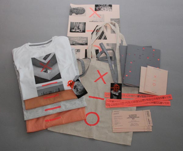 Branding Print And Exhibition Design For Crossover Festival