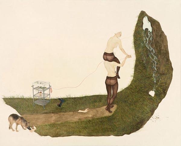 Dreamlike Painting by Lee Jin Ju