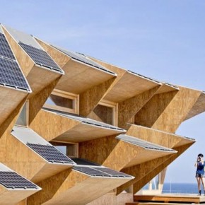 Endesa Pavilion by Institute for Advanced Architecture of Catalonia