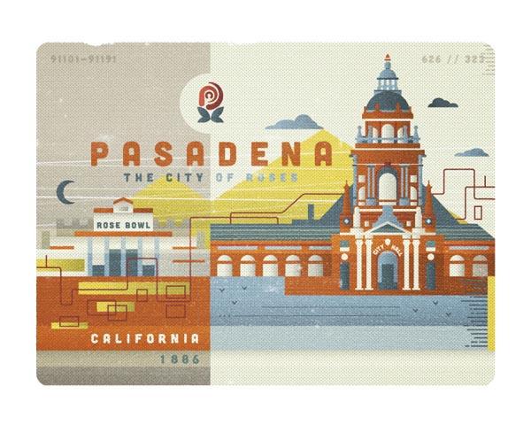 Everywhere Project - Pasadena by Ricky Linn