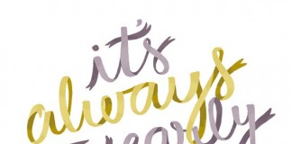 Illustrated Quote by Alyssa Nassner