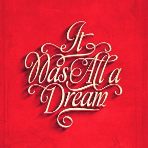 Typography Poster Design by Fabian De Lange
