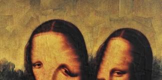 Mona Lisa Re-Interpretation: Mona Lola by Lola Dupré