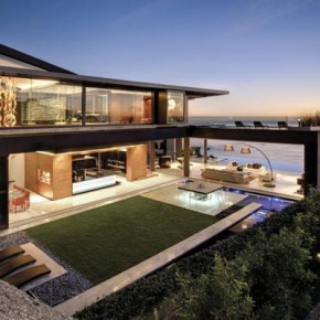 Architecture Design: Nettleton 198 House by SAOTA
