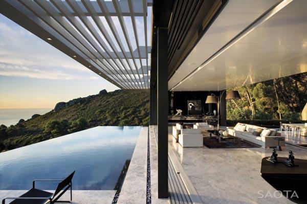 Modern Architecture: Nettleton 198 House by SAOTA