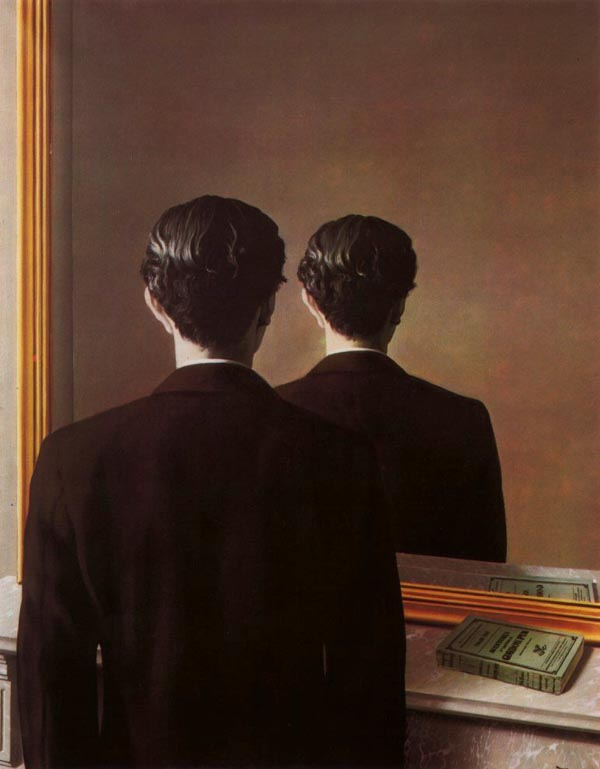 Not to be Reproduced - Surreal Art by René Magritte