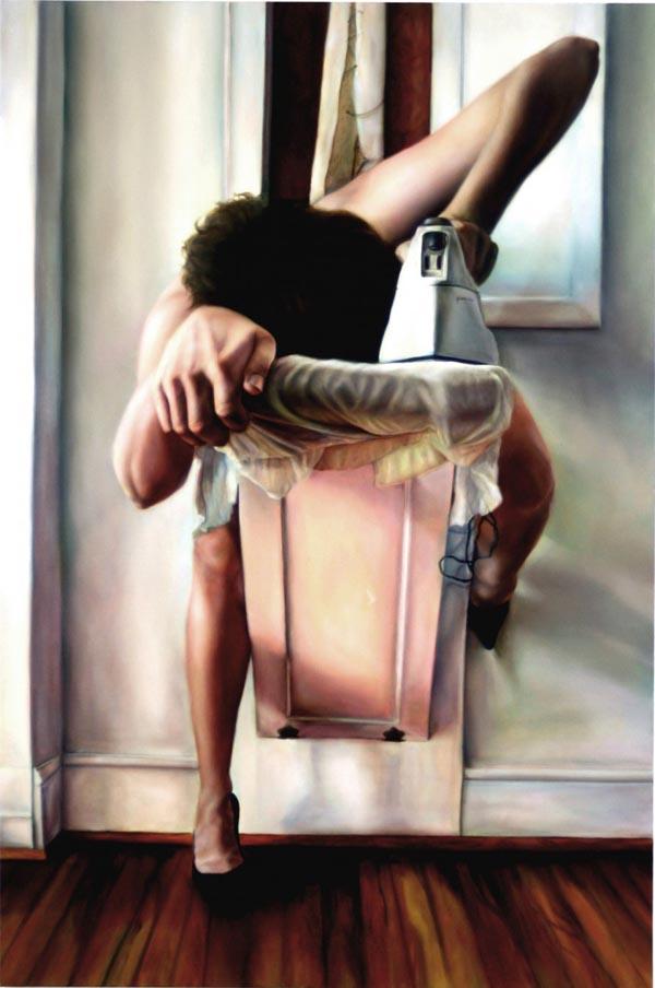 Ana Teresa Fernández ▬ La pulsione del planchado