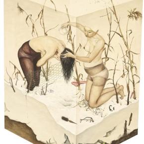 Dreamlike Surreal Paintings by Artist Lee Jin Ju
