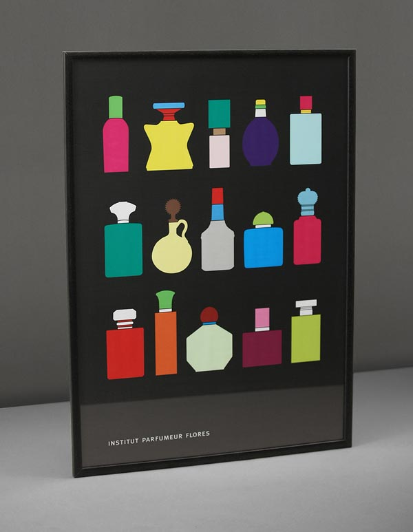 Pearls & Perfumes - Print Design by Bunch