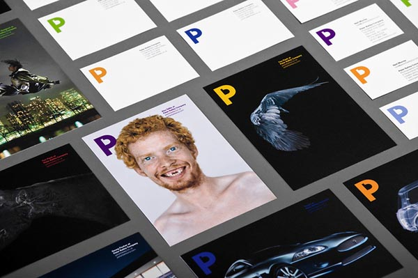 Peter Bailey Company - Identity Design by Bunch
