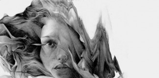 SEMBLANCE - Pencil and graphite drawing by Von